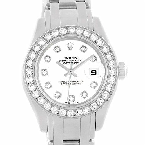Rolex Masterpiece automatic-self-wind womens Watch 80299 (Certified Pre-owned) (Rolex Masterpiece)