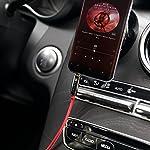 2-Pezzi-iVANKY-Cavo-AUX-Macchina-35-mmSuono-HiFiNylon-Cavo-Audio-Jack-Maschio-a-Maschiocompatibile-per-CuffieiPhone-iPad-iPod-Smartphone-Autoradio-Echo-DOT-MP3-ecc-Rosso-12M