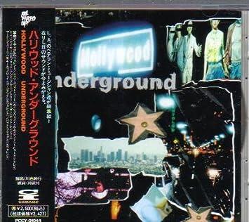 hollywood underground hollywood underground japan import amazon com music hollywood underground japan import