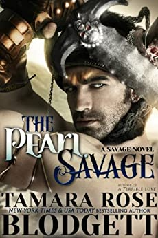 The Pearl Savage (#1): New Adult Dark Paranormal/Sci-fi Romance (The Savage Series) by [Blodgett, Tamara Rose]