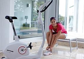 Kettler Basic Polo M - Bicicleta Estática: Amazon.es: Deportes y ...