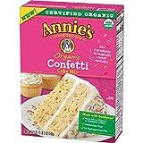 Annie's Organic Confetti Cake Baking Mix, 21 oz(us)