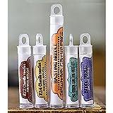 Primitive Gatherings Sewing Needle Sampler Pack - Five Tubes, 12 Needles per Tube