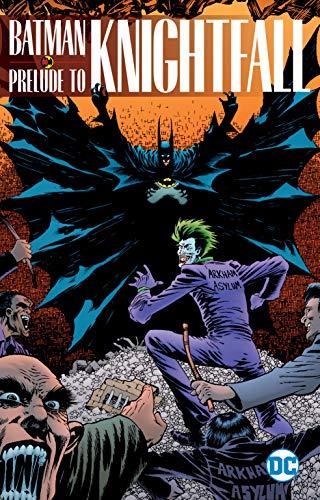 Batman: Prelude to Knightfall ()