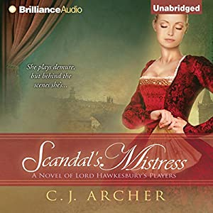 Scandal's Mistress Audiobook