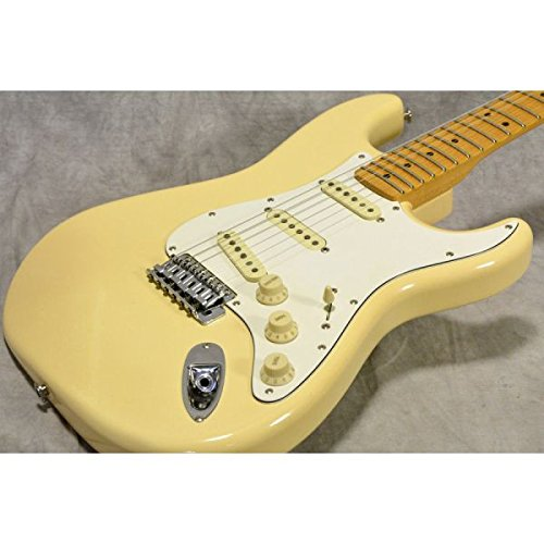 Fender Japan/ST72-75SC Yellow White B07F6X9Q87