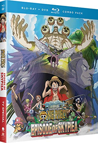 One Piece: Episode Of Skypiea - Tv Special 2 Blu-Ray Edizione ...
