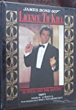 img - for James Bond 007: Licence to Kill, the Official Comic Book Adaptation book / textbook / text book