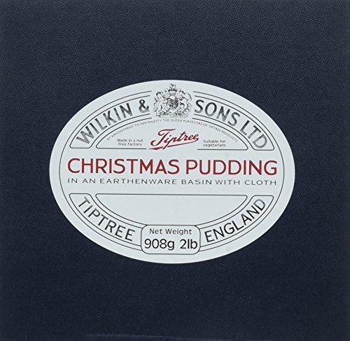 Pudding Christmas - Tiptree Boxed Christmas Pudding, 908 Gram