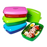 Frozzypack II - Lunchbox Cooler Green/Green - Cool Ingenuity!