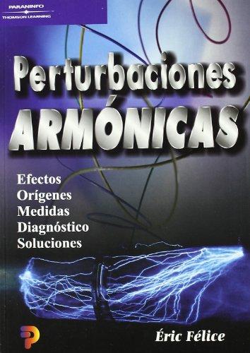 Descargar Libro Perturbaciones Armónicas Eric Felice