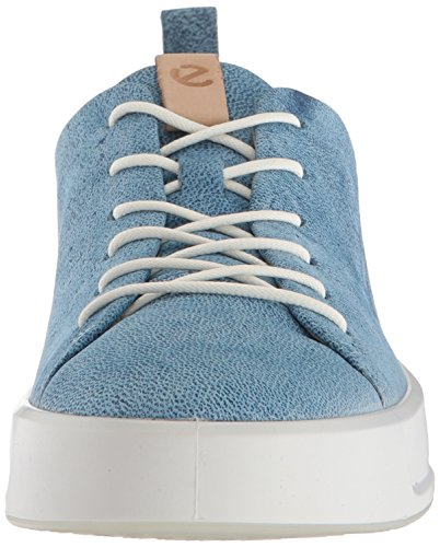 Ecco Mujeres Soft 8 Fashion Sneaker Indigo