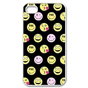 Cool Smiley Faces emoji Back Case Cover for Iphone 6 4.7,diy Cool Smiley Faces emoji case cover series 5