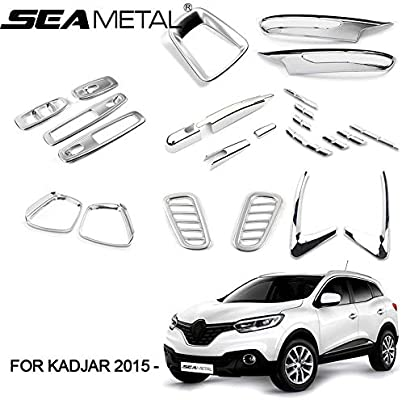 Amazon.com: Trimcover for Lhd Renault Kadjar 2019 2018 2017 ...