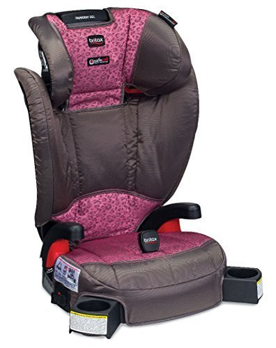 Britax Parkway SGL G1.1 Belt Positioning Booster Seat Cub Pink Baby Car Seat Costco Car Seats by Britax USA