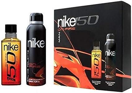 Nike, Set de fragancias para hombres - 150 ml.: Amazon.es: Belleza