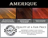 4 Rolls Of 800SQFT AMERIQUE Wood, Bamboo & Laminate Flooring Underlayment Padding with Vapor Barrier 3-in-1, 2MM