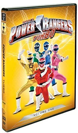 Power Rangers: Turbo, Vol. 1 by Shout! Factory by Judd Lynn