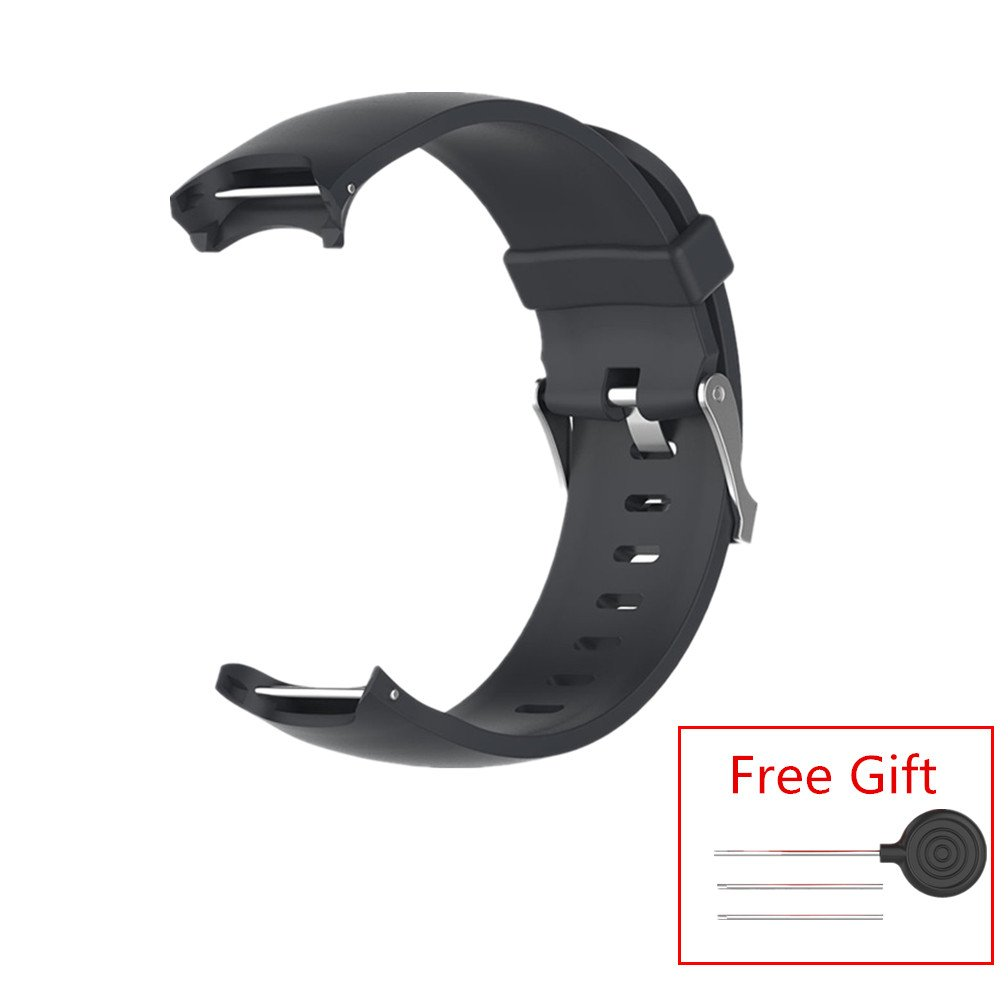 MEIRUO Replacement Strap For Garmin Approach S3 GPS Watch Replace Watch Band, Replacement Band forGarmin Approach S3 (Color 1)