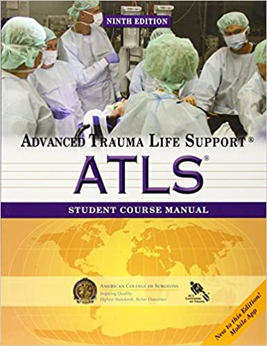 atls student course manual 9th edition