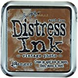 Ranger DIS-19527 Tim Holtz Distress Ink Pad, Vintage Photo