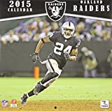 Turner Perfect Timing 2015 Oakland Raiders Mini Wall Calendar (8040500)