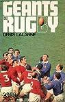 Géants du rugby par Lalanne