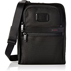 Tumi Alpha 2 Organizer Travel Tote, Black, One Size