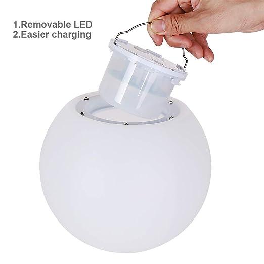 Amazon.com: YESIE LED luz nocturna, luz nocturna inalámbrica ...