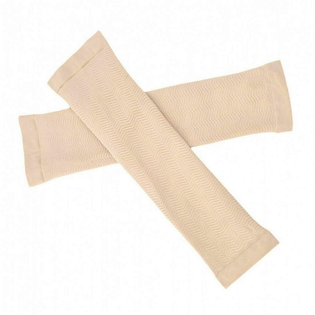 Bellelove Bras /élastiques pour Shaperwear ToneUp Shaping Sleeves 1pair Women V/êtements /élastiques pour Shaper Slimming 420D