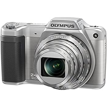 check out 0f3e6 6394f Olympus Stylus SZ-15 Digital Camera with 24x Optical Zoom and 3-Inch LCD