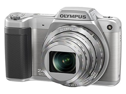 Olympus Stylus SZ-15 Digital camera High Definition compact 16 0 MP 24 x optical zoom silverの商品画像