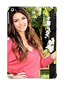 Leaves Ipad Air AmUrqHZ34agPsC Victoria Justice In Pink Tpu Silicone Gel Leaves Case Cover For Lovers