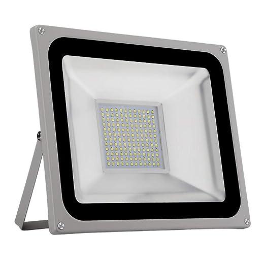 Proyector LED de 100W, reflector LED de reflector LED súper ...