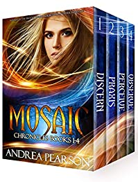 Mosaic Chronicles by Andrea Pearson ebook deal