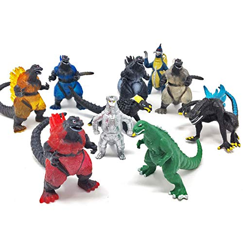 Monsters Gigan Dinosaur Action Figures 4
