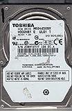 MK6465GSX, HDD2H81 E UL01 T, Toshiba 640GB SATA 2.5 Hard Drive