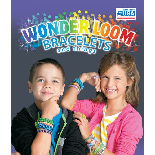 Wonderloom Bracelets and Things Project Book New