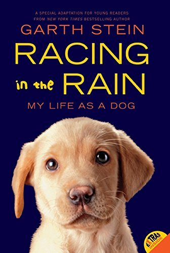 "Image result for ""Racing in the Rain; My Life as a Dog"""