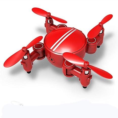 ILYO Mini Drone, cámara de Control Remoto Plegable para Aviones HD ...