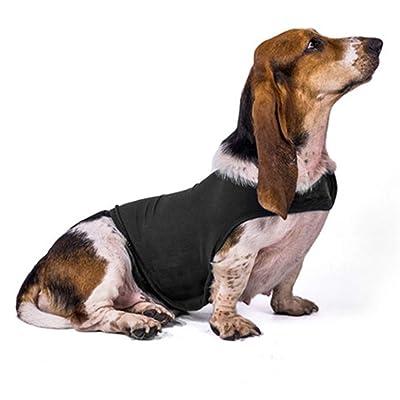 Urijk Dog Thunder Shirt Coat Dog Anxiety Vest Jacket
