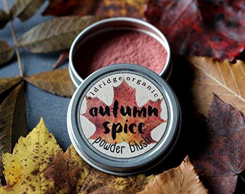 Face Spice (Autumn Spice Powder Blush - Organic Blush - Vegan Blush)