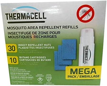 Amazon.com: ThermaCELL Mosquito Repelente Mega Valor Refill ...