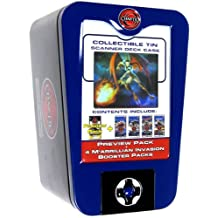 Chaotic Card Game 2009 Wave 2 Scanner Deck Box Holiday Tin