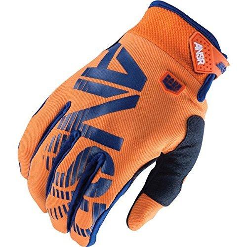(2016 Answer Racing Syncron Gloves Orange/Black (XL))