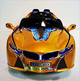 Bmw I8 Xmx 803 Style Ride On Car Remote Control 12v Battery Operated
