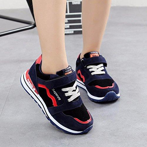 TPulling Mode Junge Und Mädchen Martin Stiefel Herbst Und Frühling Winter Koreanische Wasserdichte Schuhe Sportschuhe Rutschfeste Turnschuhe Lässige Schuhe Schwarz