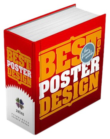 Best of Poster Design (Design Cube Series)