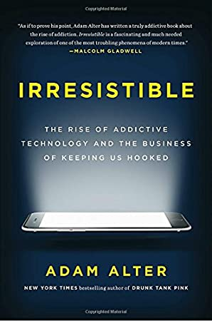 """One of the most mesmerizing and important books I've read in quite some time. Alter brilliantly illuminates the new obsessions that are controlling our lives and offers the tools we need to rescue our businesses, our families, and our sanity."" —Adam..."