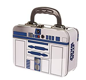 Star Wars R2-D2 Tin Tote Lunch Box